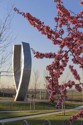 UC Merced - Beginnings statue